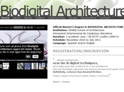 Biodigital Architecture Master Home