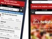 Ahorra tiempo pide comida desde Smartphone