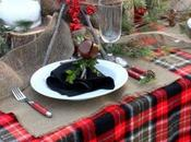 Tartan table