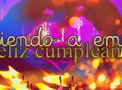 VAE: Feliz cumpleaños.