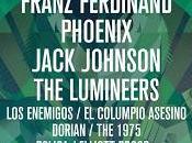 Franz Ferdinand, Jack Johnson Poliça Live 2014