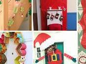 Recursos: Ideas para decorar preparar aula Navidad