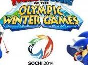 Mario Sonic Juegos Olímpicos Invierno Sochi 2014