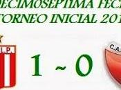 Estudiantes:1 Colón:0 (Fecha 17°)