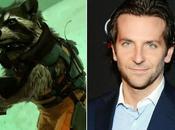 Bradley Cooper habla sobre Rocket Raccoon Guardianes Galaxia