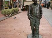 Recorrer esculturas Oviedo