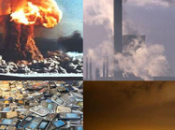 Contaminación ambiental según contaminante