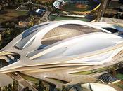 Zaha Hadid envuelta polémica otra otro proyectos. Estadio Japón 2020
