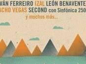 SONORAMA RIBERA 2014 Confirma Nacho Vegas, Izal, León Benavente, Iván Ferreiro...