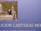 Evolución Carteras Modelo hasta Diciembre 2013