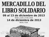 Mercadillo libro solidario Mercado Cebada Solidary books market