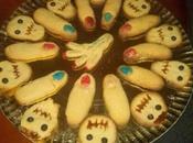 Galletitas para halloween