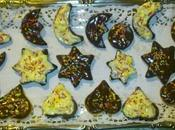 Galletasde mantequilla chocolates