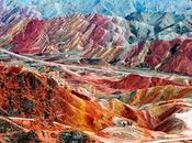 ¿Montañas colores?