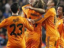 Real Madrid está Octavos