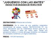 Planes niños Gijón diciembre