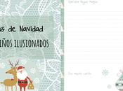 Cartas Navidad para Niños Ilusionados