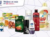 """gustan nuestros patrocinadores: Unilever casa Ulabox"""""""
