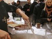 Migas, tradición Toledo diciembre