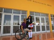 pudo graduación hija falta rampas para discapacitados Chile