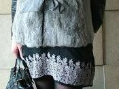 looks combinando blazier chaleco pelo