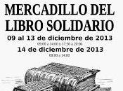 Mercadillo solidario Libros Diciembre