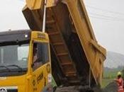 Supervisan avance asfaltado carretera huaura sayan puente tingo…