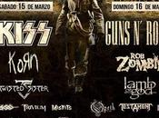 KISS, Zombie, Twisted Sister KoRn Hell Heaven 2014