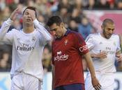 Real Madrid saca empate Pamplona