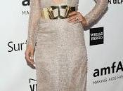 Alessandra Ambrosio impresionante Gala AMfar