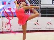 Brasil llevó todos sudamericano gimnasia rítmica