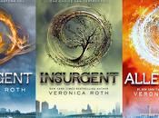 serie Divergente York Times bestseller está semana