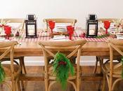 Cómo hacer mesa navidad bonita