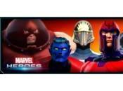 villanos héroes jugables para MMORPG Marvel Heroes
