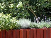 Ideas madera para jardines terrazas