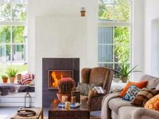 casa perfecta para vivir invierno