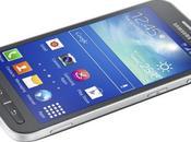 Galaxy Core Advance, móvil para usuarios ciegos