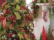 Fotos Lindos árboles navidad decorados