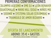Festival portAmérica 2014: Sidonie, Columpio Asesino, Niños Mutantes, Nikki Hill, León Benavente, Meneo...