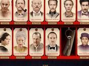 Conoce personajes 'The Grand Budapest Hotel'
