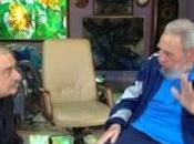 IGNACIO RAMONET: visto Fidel Castro alerta, buen estado salud humor»
