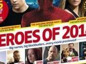 Amazing Spider-Man Poder Electro portada Total Film