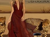 Shakira presenta fragancia Wild Elixir