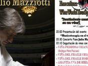 Wine&Golden Piano Music 28/12/2013 Madrid Julio Mazzioti
