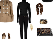 Look Black&Leopardo
