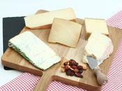 Infografía para diferenciar distintos tipos quesos