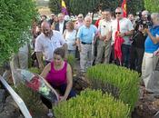 antigua cárcel, muro parque moret fosas comunes palma almonte, declarados lugares memoria histórica