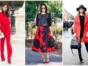 Inspiracion rojo collage