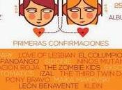 Contempopránea 2014: Maximo Park, Love Lesbian, Columpio Asesino, Sidonie, Fuel Fandango, Niños Mutantes...