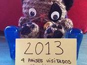 2013, viajes